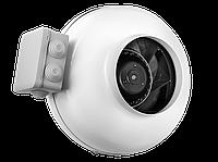 Круглый канальный вентилятор TUBE 250 XL