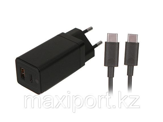 Зарядное устройство Baseus 65W+ кабель type-c - type-c Baseus 100W в комплекте!!, фото 2