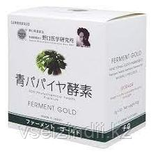 Зеленая папайя+ресвератрол (3гр*30шт)  Noguchi medical Ferment Gold
