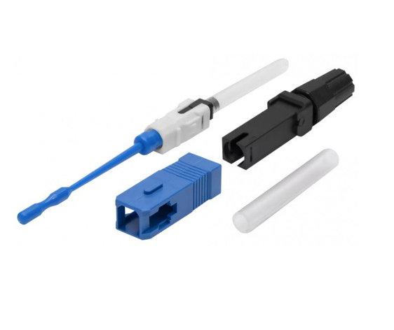 """Коннектор оптический  """"Splice-On Connector"""" SC/PC для кабеля 2,0 х 3.0, фото 2"""