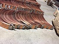 Гибкая связь заземляющих ножей КЛ8.505.128 к разъединителю РНДЗ-110
