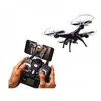 Квадрокоптер с камерой SYMA X5SW