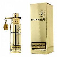 Amber & Spices Montale для женщин и мужчин 30 мл