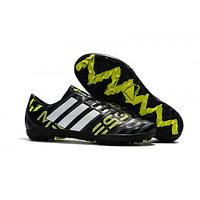 Бутсы футбольные Adidas Nemeziz Messi Tango 17.3 TF SR черные размеры 34-39
