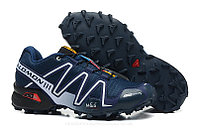 Кроссовки трейловые Salomon Speedcross 3 blue