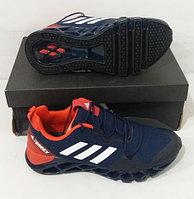 Кроссовки Adidas Terrex Blue Black Red White