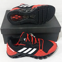Кроссовки Adidas Terrex Black Red White