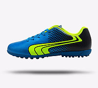Бутсы футбольные Tiebao S76520 TF Blue/Yellow