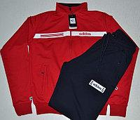 Костюм спортивный мужской Adidas красный/синий