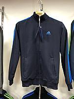 Костюм спортивный мужской Adidas синий-голубой