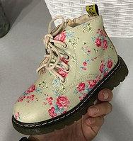 Ботинки для девочки размеры 21-25