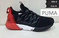 Кроссовки Puma Hybrid Rocket Runner Men Black/White/Red