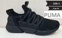 Кроссовки Puma Hybrid Rocket Runner Men Black