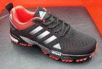 Кроссовки беговые Adidas Marathon TR черный/белый/красный