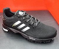 Кроссовки беговые Adidas Marathon TR 2019 черный/белый
