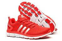 Кроссовки беговые Adidas Climacool Ride красный/белый