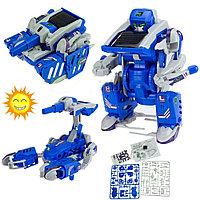 Конструктор на солнечных батареях Solar Robot 3 в 1 №2019
