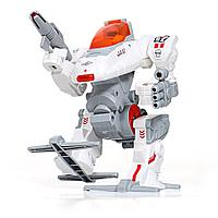 Конструктор на батарейках Робот-воин № 2041