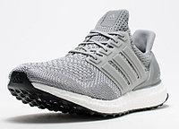 Кроссовки беговые Adidas Ultra Boost серые