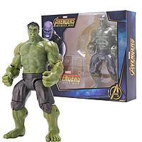 Игровая фигурка Халк Avengers Marvel с подвижными соединениями