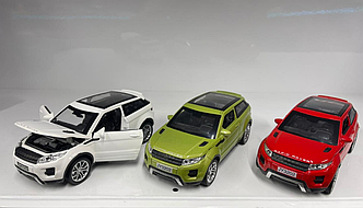 Металлическая модель машины масштаб 1:32 Range Rover