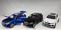 BMW X5 металлическая модель машины масштаб 1:32