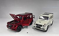 Mercedes G-класс металлическая модель машины масштаб 1:32