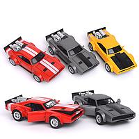 Dodge Ice Charger металлическая модель машины масштаб 1:32