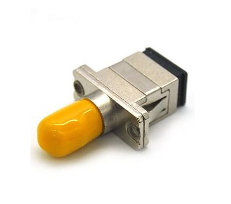 Гибридный адаптер (оптический переходник) SC-ST