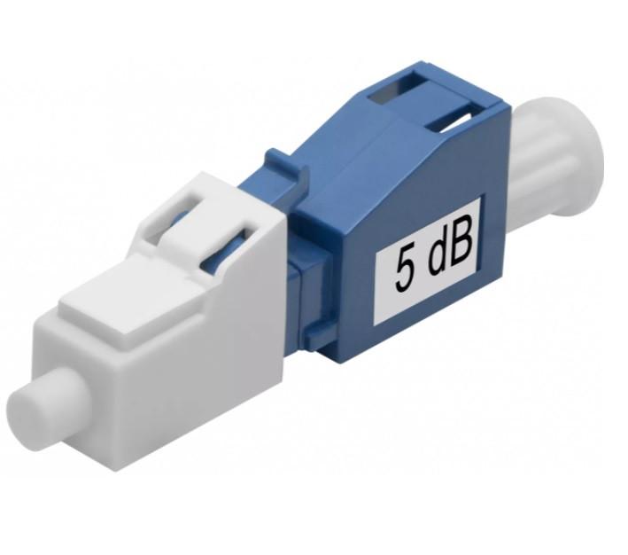 Аттенюатор оптический  ATT-LC/UPC-5dB (Male-Female)