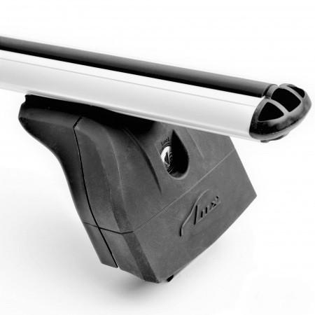 """Багажная система """"LUX"""" с дугами 1,2м аэро-классик (53мм) для а/м со штатным местом 933 Mazda CX-5 20"""