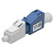 Аттенюатор оптический  ATT-LC/UPC-10dB (Male-Female)