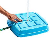 PALPLAY Платформа для игр с водой на свежем воздухе Step'n Splash (38,5*38,5*8h) (5 шт.в кор.), фото 1