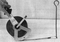 Мерная рулетка для измерения земельных участков 34 750 тг. (TR) производство Турция