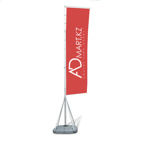 Флаг напольный