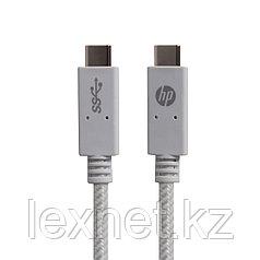 Интерфейсный кабель HP Pro USB-C to USB-C PD v3.1 WHT 1.0m
