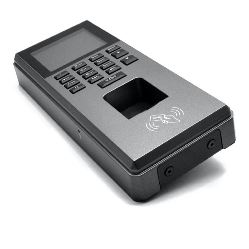 Биометрический терминал контроля доступа отпечаток пальца + RFID SmartLock DS-F15D Арт.6298