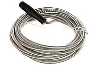 Трос сантехнический для прочистки труб Hobbi 61-0-005, диаметр 6мм, L 5м