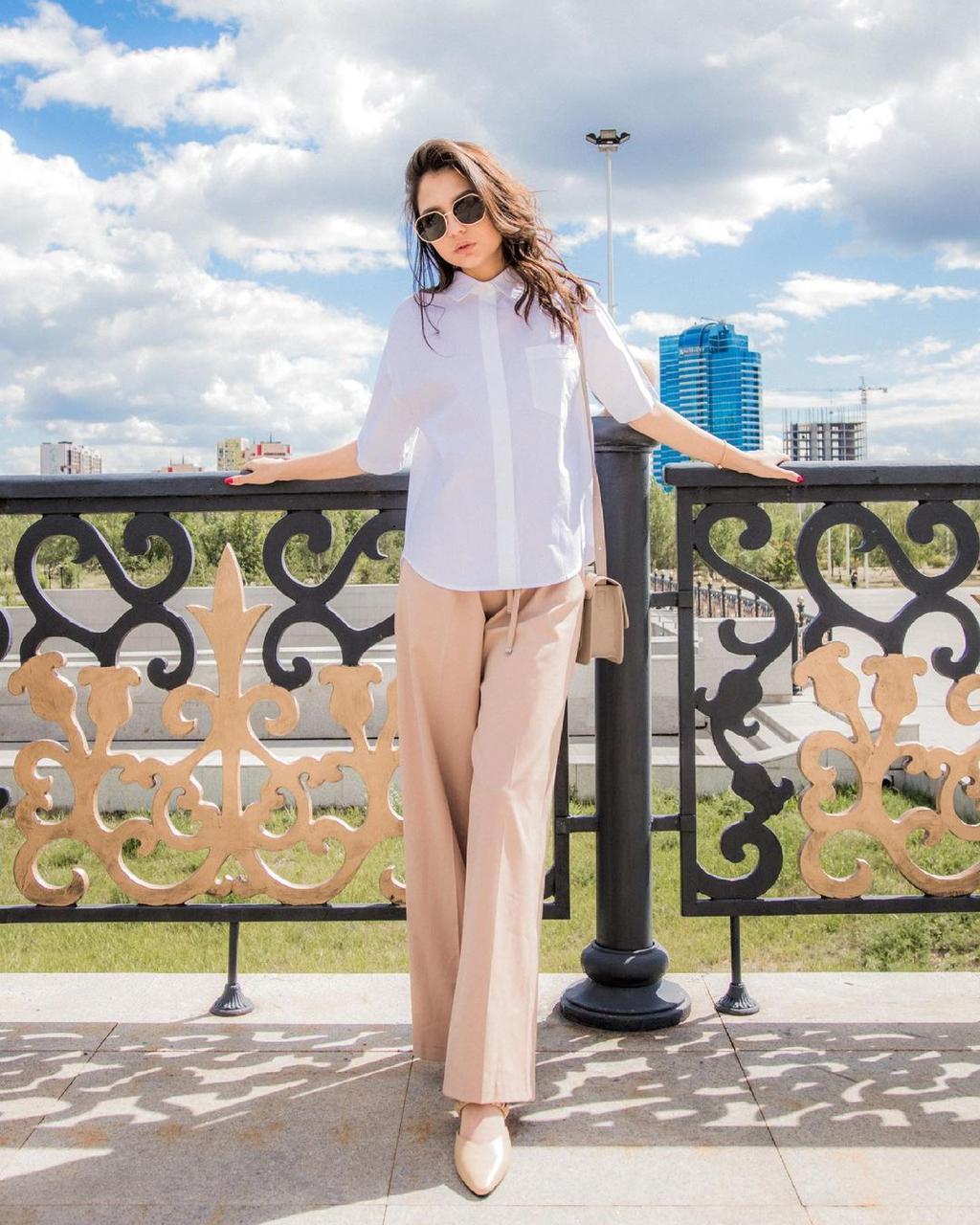 Женская летняя рубашка (Hanym 2021)