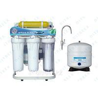 Установка обратного осмоса, без насоса, для очистки питьевой воды RO-B3LS3