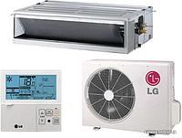 Средненапорный канальный кондиционер LG Smart Inverter R410a UM24WC / UU24WC