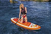 Купить Надувная доска для sup-бординга Bestway Hydro Force Aqua Journey 9.0 : цена, кредит в GlobaldriveКупит