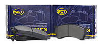 Колодки автомобильные SCT SS 513 VW caravelle,transporter (t4)