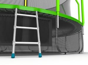 Батут EVO JUMP Cosmo 16ft (Green) + Lower net - фото 2