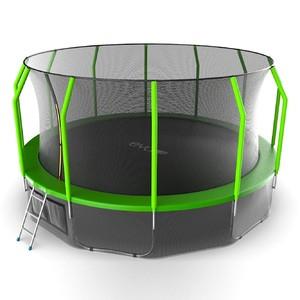 Батут EVO JUMP Cosmo 16ft (Green) + Lower net - фото 3