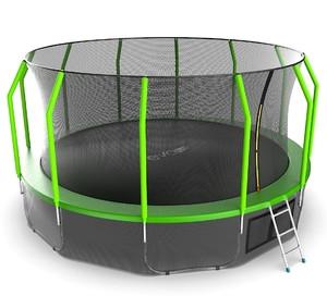 Батут EVO JUMP Cosmo 16ft (Green) + Lower net - фото 6