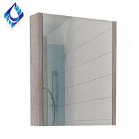 Шкаф-зеркало Quadro 60 Дуб серый левый/правый Домино