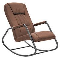 Кресло-качалка Эсма цв.каркас (кзам PVC)