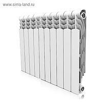 Радиатор алюминиевый Royal Thermo Revolution 500, 10 секций