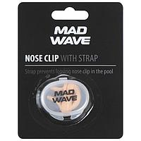 Зажим носовой Nose Clip with Safety Strap, M0716 03 0 00W